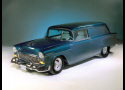 1955 CHEVROLET CUSTOM SEDAN DELIVERY -  - 20612
