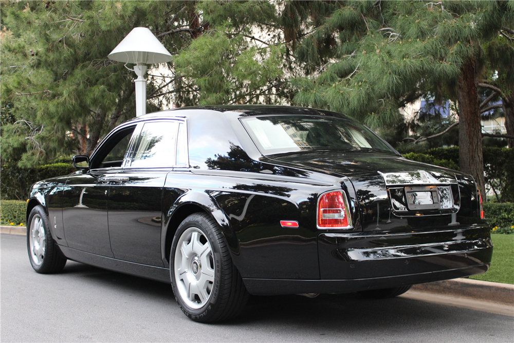 2005 Rolls Royce Phantom 206154
