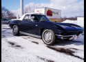 1963 CHEVROLET CORVETTE CONVERTIBLE -  - 20616
