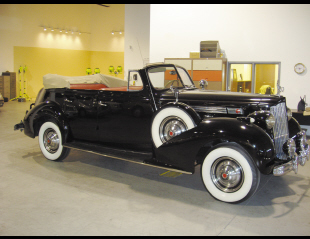 1939 PACKARD 1703 4 DOOR CONVERTIBLE -  - 20622