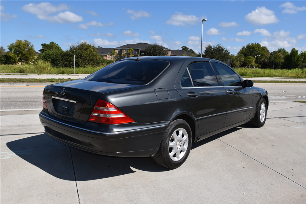 2000 mercedes benz s430 206249 for S430 mercedes benz