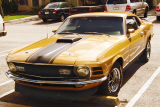 1970 FORD MUSTANG MACH 1 UNKNOWN -  - 20626