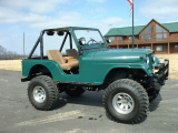 1972 JEEP CJ-5 UNKNOWN -  - 20628