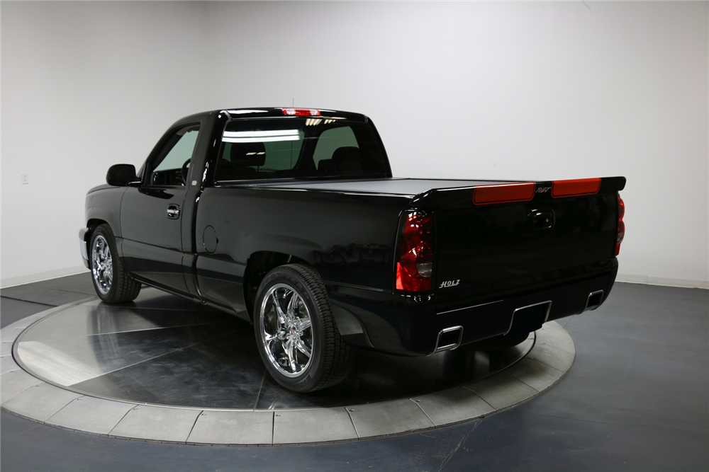 2004 CHEVROLET REGENCY PICKUP - 206310