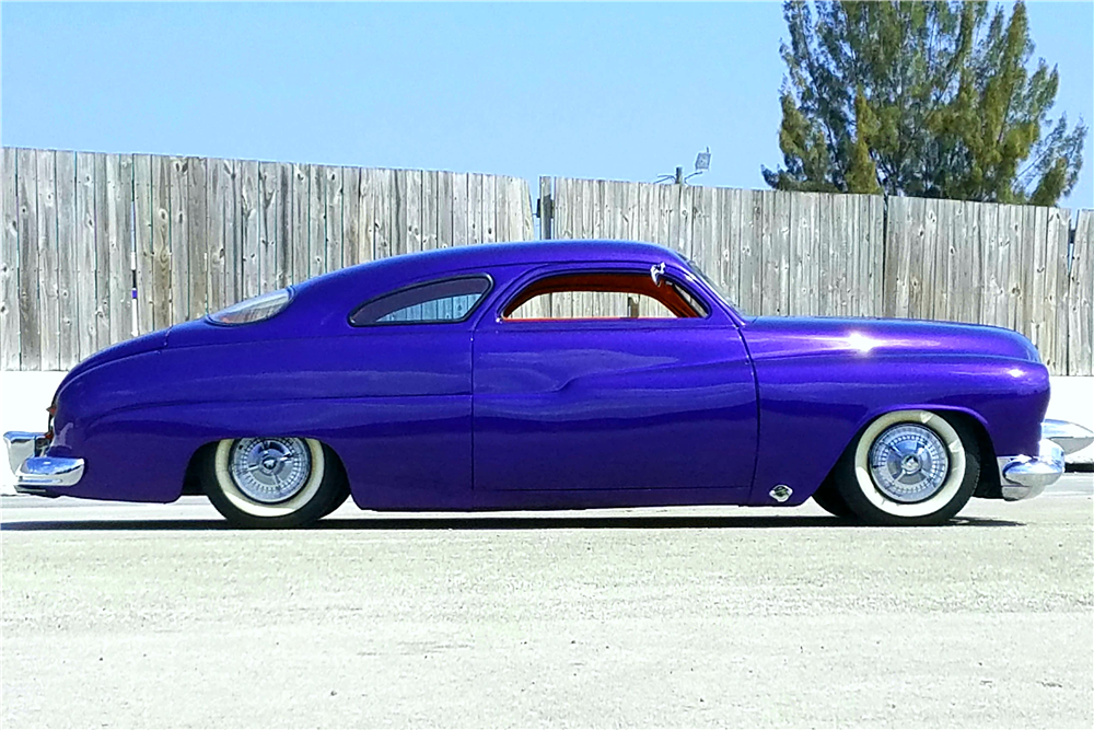 1949 Mercury Custom Coupe 206312