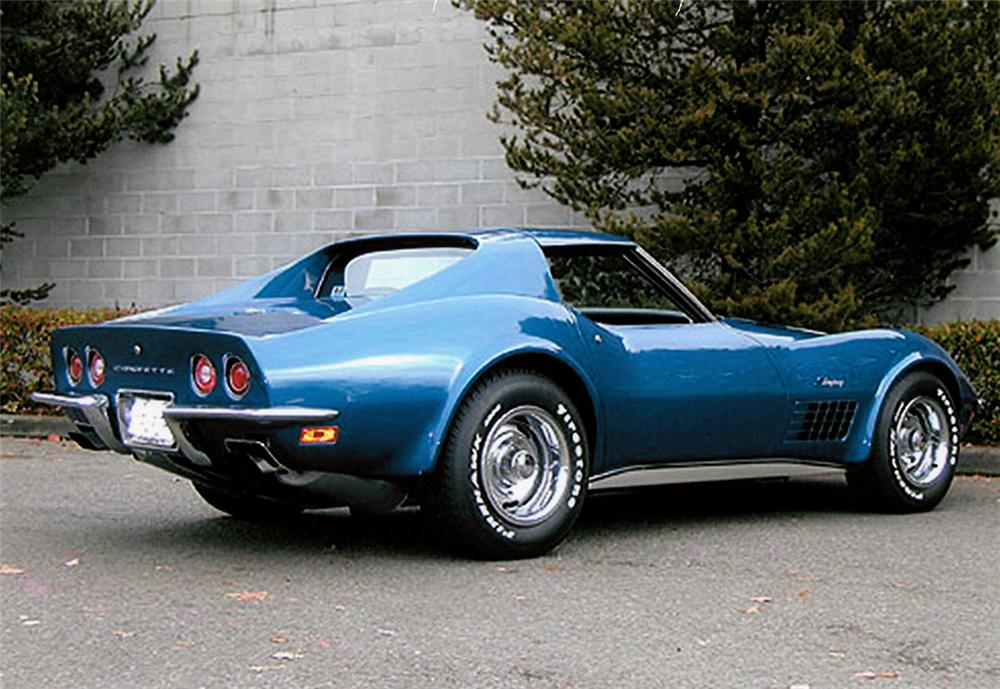 1972 CHEVROLET CORVETTE ZR1 COUPE - 20637