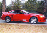 2002 FORD SALEEN MUSTANG COUPE -  - 20638
