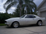 1967 CHEVROLET CAMARO RS/SS CUSTOM COUPE -  - 20643