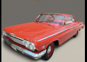 1962 CHEVROLET BEL AIR BUBBLE TOP -  - 20644
