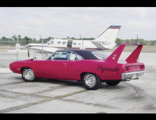 1970 PLYMOUTH SUPERBIRD UNKNOWN -  - 20645