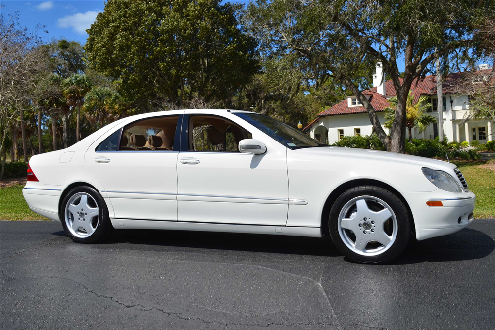 2002 mercedes benz s430 sedan 206474 for 2002 mercedes benz s430 price