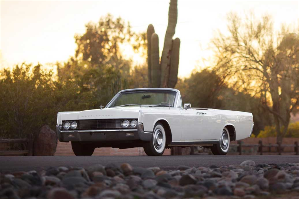 1967 lincoln continental convertible 206513. Black Bedroom Furniture Sets. Home Design Ideas
