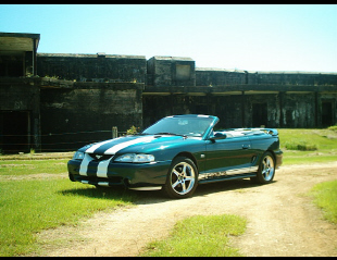1995 FORD MUSTANG GT CONVERTIBLE -  - 20654