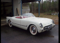 1954 CHEVROLET CORVETTE CONVERTIBLE ROADSTER -  - 20656