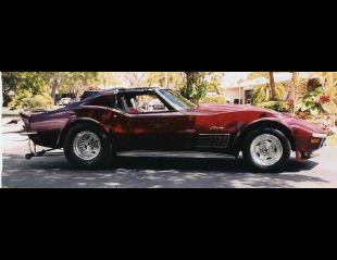 1971 CHEVROLET CORVETTE CUSTOM STINGRAY -  - 20665