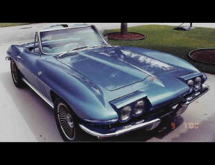 1966 CHEVROLET CORVETTE STINGRAY -  - 20666