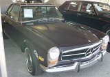 1971 MERCEDES-BENZ 280SL CONVERTIBLE -  - 20674