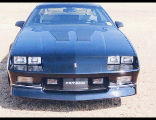 1987 CHEVROLET CAMARO IROC 2 DOOR -  - 20676