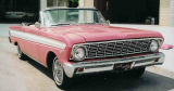 1964 FORD FALCON FUTURA CONVERTIBLE -  - 20677