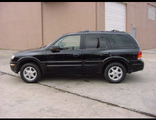 2001 OLDSMOBILE BRAVADA DEVELOPMENT VEHICLE FROM -  - 20694