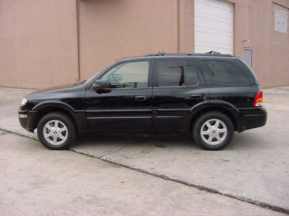 2001 OLDSMOBILE BRAVADA DEVELOPMENT VEHICLE FROM - Front 3/4 - 20694