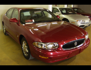 2000 BUICK LE SABRE SHOW VEHICLE FROM -  - 20700