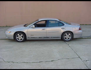 2001 OLDSMOBILE ALERO SHOW VEHICLE FROM -  - 20703