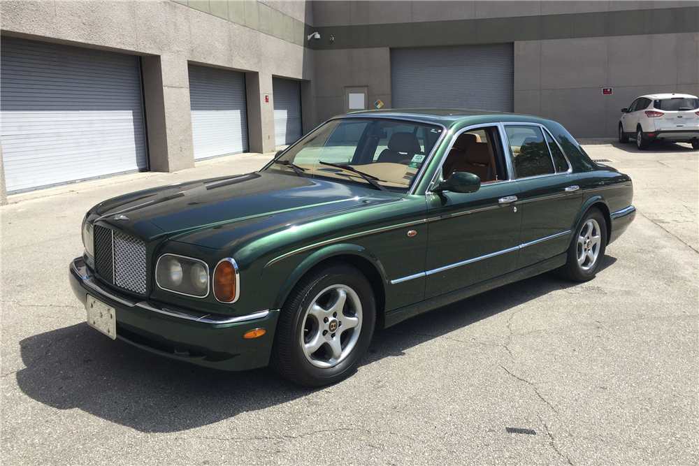 arnage i pictures images auto and information bentley specs