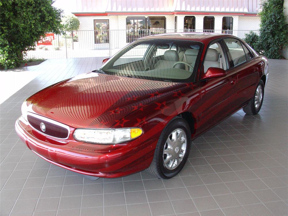 2000 BUICK CENTURY FROM GM COLLECTION - Front 3/4 - 20709
