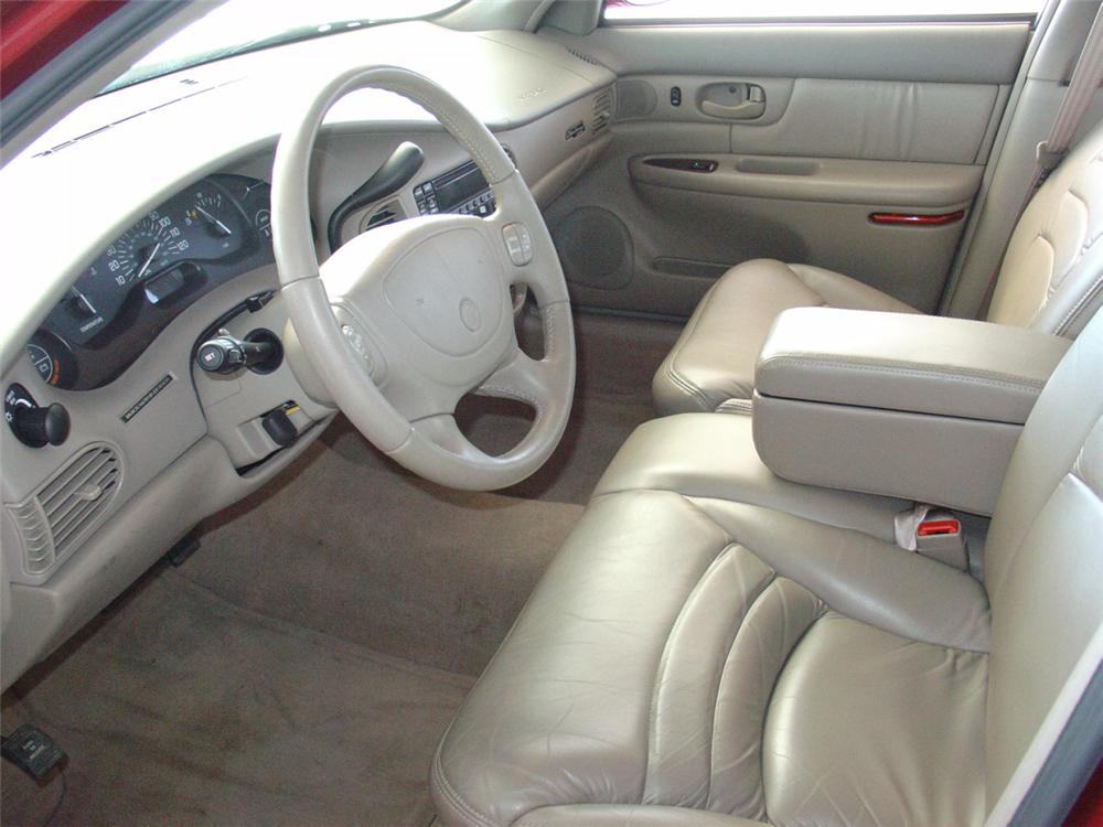 2000 BUICK CENTURY FROM GM COLLECTION - Interior - 20709