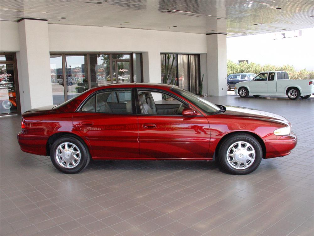 2000 BUICK CENTURY FROM GM COLLECTION - Side Profile - 20709