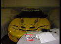 2002 PONTIAC FIREBIRD DAYTONA PACE CAR FROM GM COLLE -  - 20713