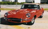 1970 JAGUAR XKE CONVERTIBLE -  - 20718