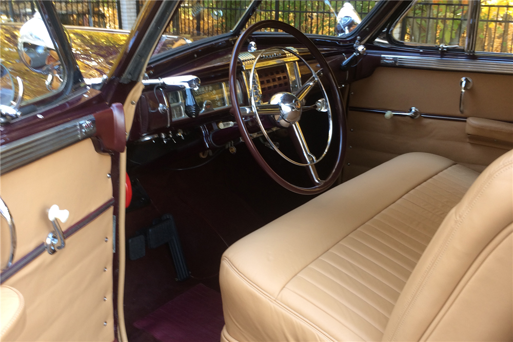1947 chrysler town country convertible 207335. Black Bedroom Furniture Sets. Home Design Ideas