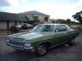 1970 CHEVROLET IMPALA CUSTOM 2 DOOR HARDTOP -  - 20736