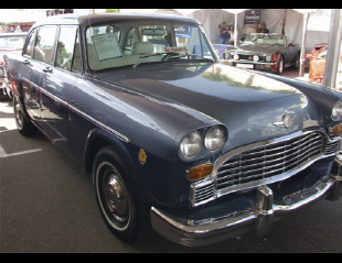 1973 CHECKER MARATHON 4 DOOR SEDAN -  - 20740