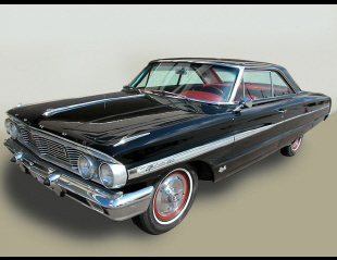 1964 FORD GALAXIE 500 2 DOOR HARDTOP -  - 20769