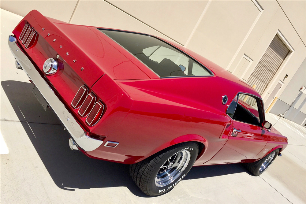 1969 FORD MUSTANG MACH 1 CUSTOM FASTBACK - Misc 2 - 207762
