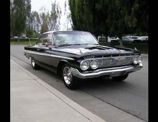 1961 CHEVROLET IMPALA 2 DOOR COUPE -  - 20789