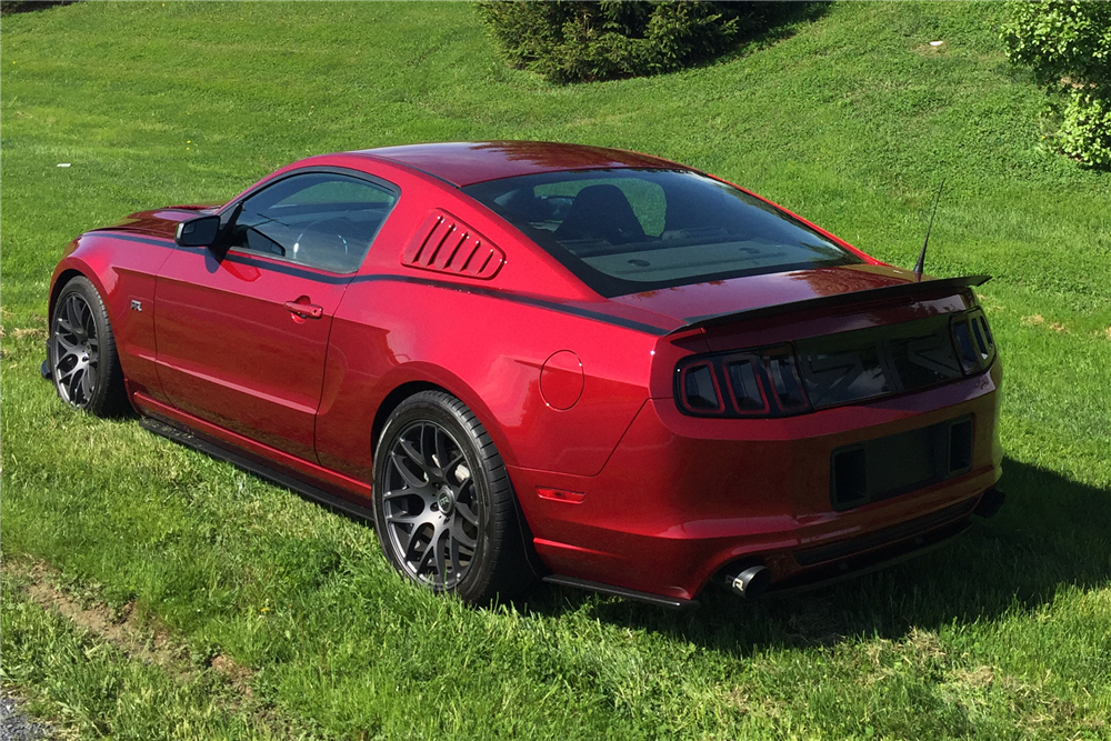 Roush Stage 3 2018 >> 2014 FORD MUSTANG ROUSH STAGE 3 RTR FASTBACK - 207892
