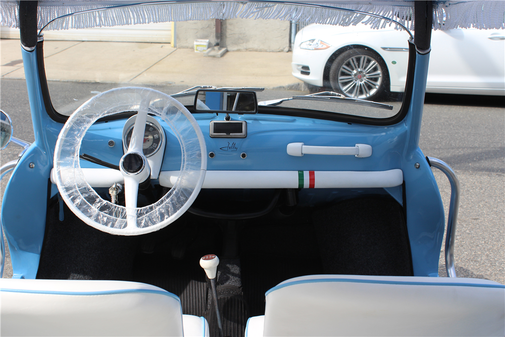 1971 FIAT JOLLY CUSTOM CONVERTIBLE - Interior - 207895