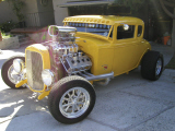 1931 FORD 5 WINDOW COUPE STREET ROD -  - 20792