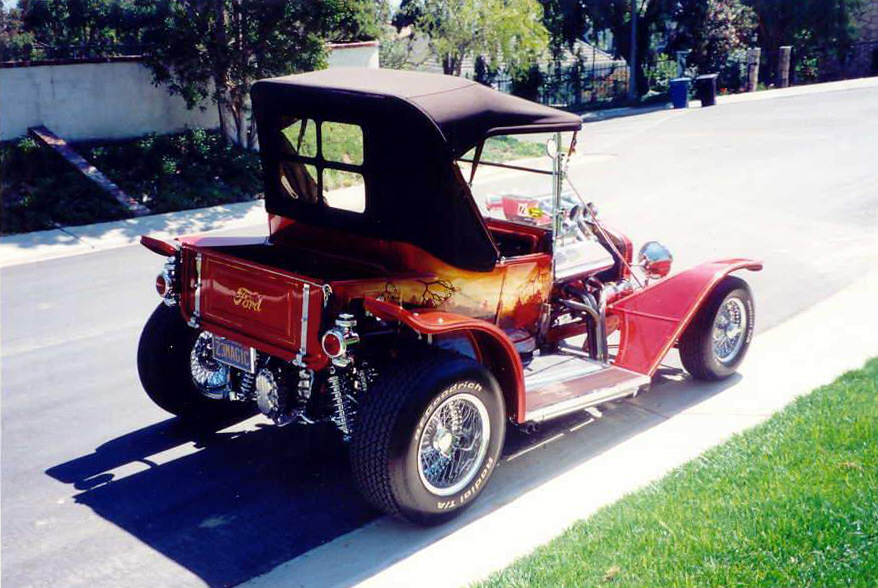 1923 FORD MODEL T ROADSTER HOT ROD - 20805