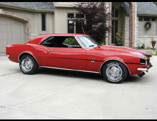 1968 CHEVROLET CAMARO COUPE -  - 20828