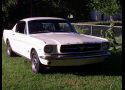1965 FORD MUSTANG FASTBACK -  - 20848