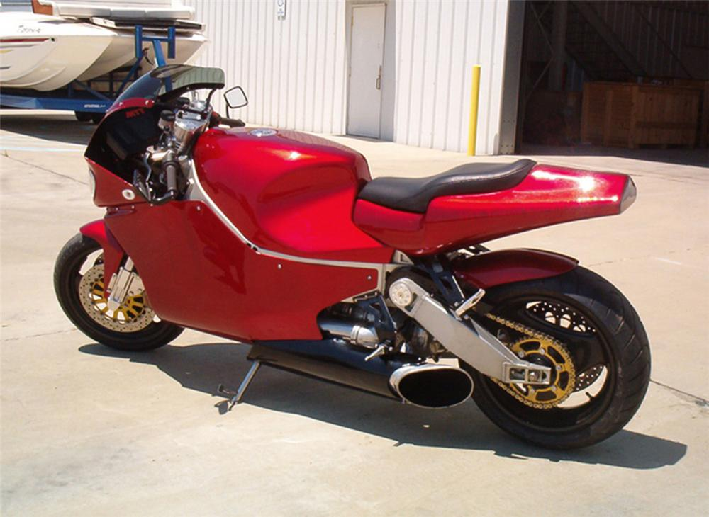 2002 ASPT Y2K TURBINE SUPERBIKE - Rear 3/4 - 20872