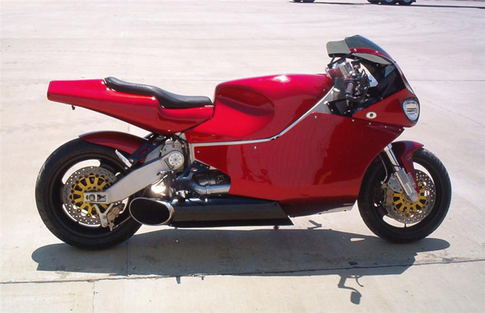 2002 ASPT Y2K TURBINE SUPERBIKE - Side Profile - 20872