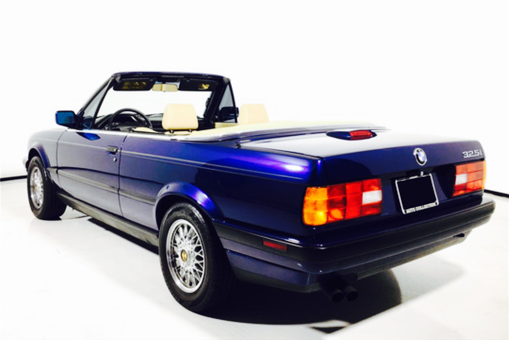1992 bmw 325i convertible 208784. Black Bedroom Furniture Sets. Home Design Ideas