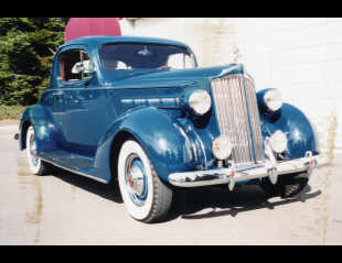 1937 PACKARD 115 3-WINDOW COUPE -  - 20890