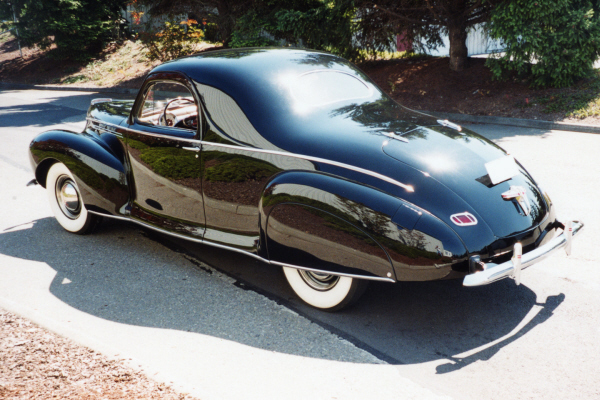 1940 lincoln zephyr 3 window coupe 20891 for 1936 lincoln zephyr three window coupe